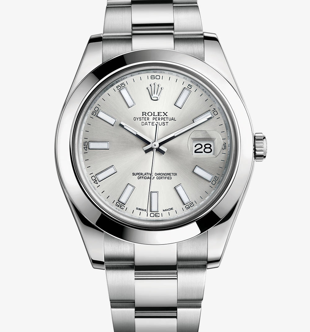 Replica Rolex Datejust II Watch - Rolex Timeless luksus ure [44c