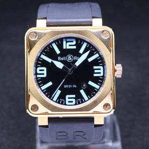 Kopi Ure Bell & Ross BR 01-92 Heritage Watch [30e3]