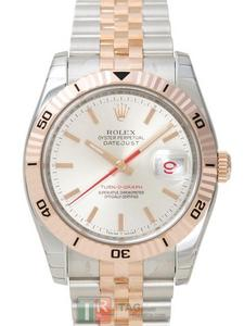 Kopie Uhren Rolex DATEJUSTTURN -O-Graph 116261C [0143]