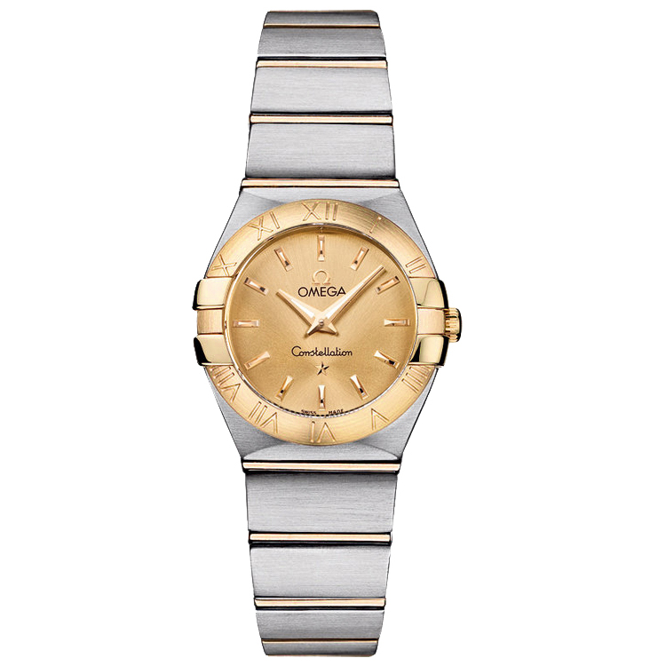 123.20.24.60.08.001 Replica Omega Watches Constellation Ladies Quartz watch [d563]