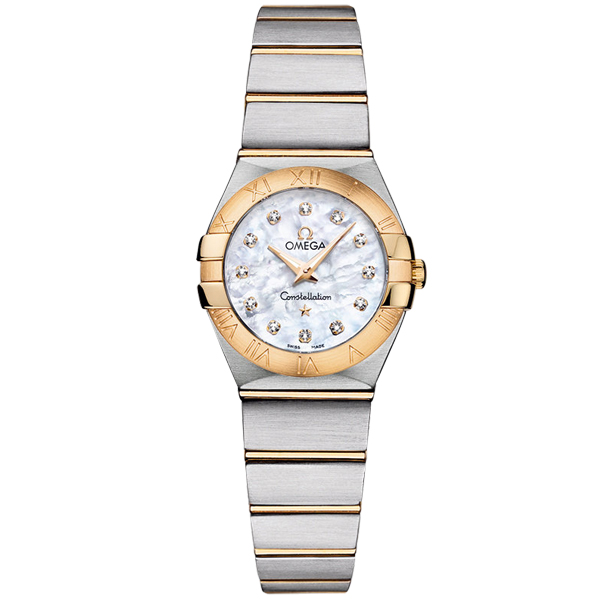 123.20.24.60.55.002 Replica Omega Watches Constellation Ladies Quartz watch [0df7]