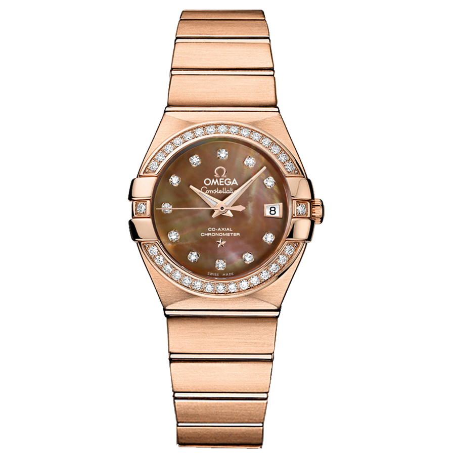123.55.27.20.57.001 Replica Omega Watches Constellation Ladies Watch Automatic mechanical [de1d]