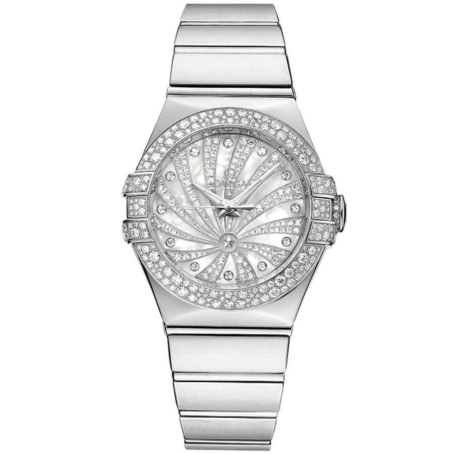 123.55.31.20.55.011 Replica Omega Watches Constellation Ladies Watch Automatic mechanical [7bf5]
