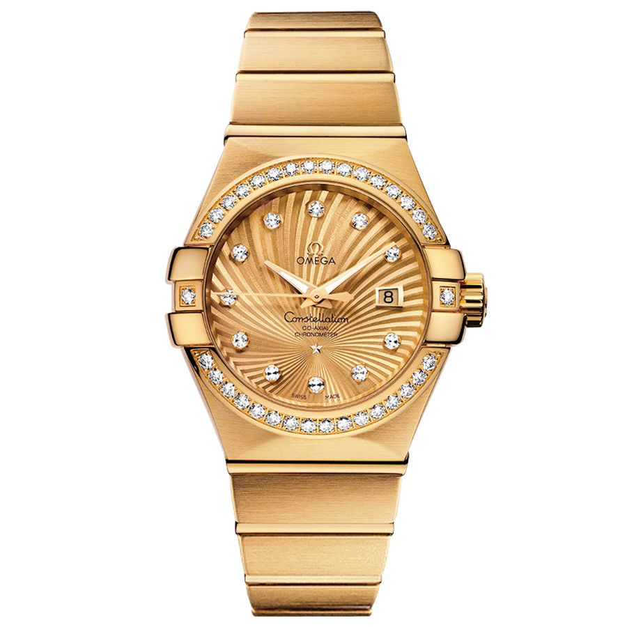 123.55.31.20.58.001 Replica Omega Watches Constellation Ladies Watch Automatic mechanical [2e89]