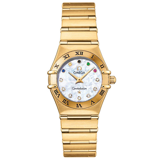 Omega Watches Replica Olympic Collection 111.50.23.60.55.001 Ms. Special Edition quartz watch [f7a2]