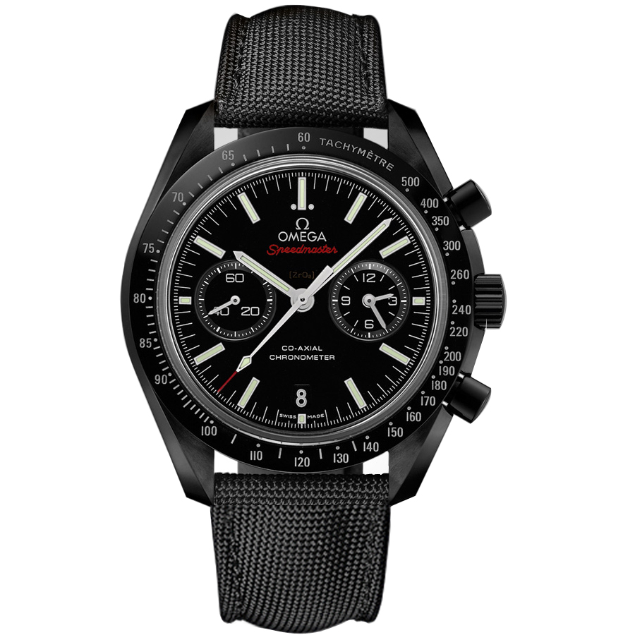 Omega Watches Replica Speedmaster Moon Dark Side Series 311.92.44.51.01.003 men's automatic mechanical watches [2a27]