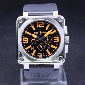 Copy Watches Bell & Ross BR01-94 [edd8]