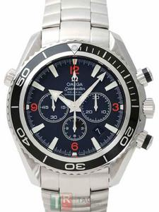Copy Watches OMEGA SEAMASTER COLLECTION 600 PLANETOCEAN CHRONOGRAPH 2210.51 [b00c]