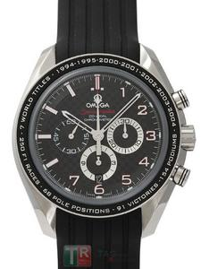Copy Watches OMEGA SPEEDMASTER COLLECTION Co-Axial Chronograph M. Schumacher [2d48]