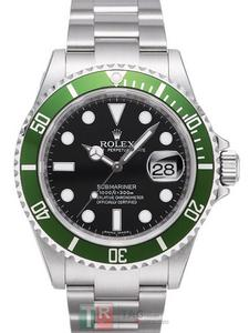 Copy Watches ROLEX SUBMARINER DATE 16610LV [50d4]