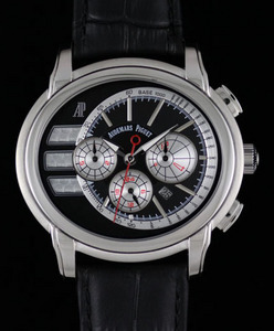 Copy Watches Audemars Piguet Millenary Tour Auto 2011 Watch 26142ST.OO.D001VE.01 [b591]