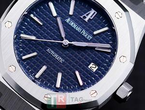 Copy Watches Audemars Piguet-ROYALOAK-15300ST.OO.1220ST.02 [30e2]