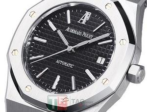 Copy Watches Audemars Piguet-Royal Oak-15300ST.OO.1220ST.03 [f95b]