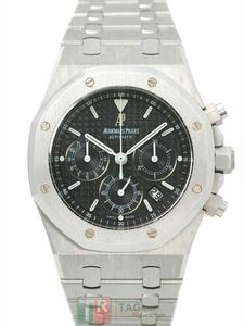 Copy Watches Audemars Piguet-Royal Oak Chronograph-25860ST [521e]