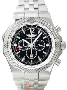 Копирование часы Breitling Bentley Motors GMT A476B19SGS [cc48]