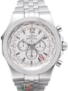 Копирование часы Breitling Bentley Motors GMT A476G57SGS [8a8a]