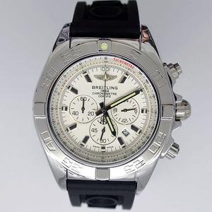 Copy Watches Breitling Chronomat B01 Certifie 1884 Rubber Strap [1830]