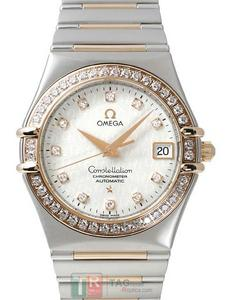 Copy Watches OMEGA CONSTELLATION COLLECTION 1308.35 [da48]