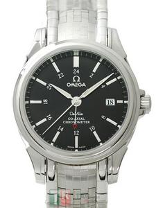 Copy Watches OMEGA DE VILLE COLLECTION CO-AXIAL GMT 4533.51 [f3a3]