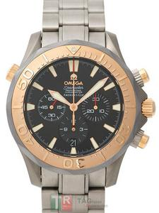 Copy Watches OMEGA SEAMASTER COLLECTION AMERICASCUP CHRONOGRAPH 2294.50 [28cc]