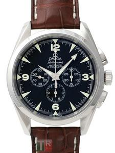 Copy Watches OMEGA SEAMASTER COLLECTION Aqua Terra Chronograph Rail Master 28 [1070]