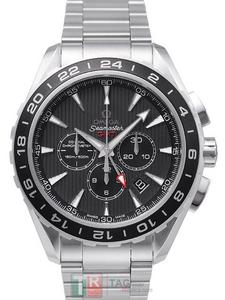 Copy Watches OMEGA SEAMASTER COLLECTION Aqua Terra GMT Chronograph 231.10.44. [4210]
