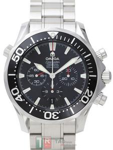 Copy Watches OMEGA SEAMASTER COLLECTION CHRONOGRAPH 2594.52 [3e17]