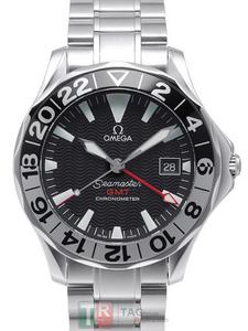 Copy Watches OMEGA SEAMASTER COLLECTION GMT 2234.50 [8f4c]