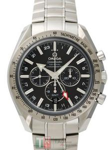 Copy Watches OMEGA SPEEDMASTER COLLECTION BROAD ARROW CO-AXIAL GMT Mode [6a9e]