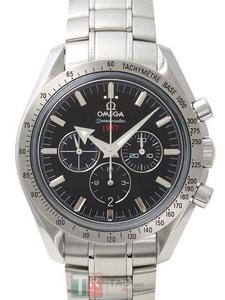 Copy Watches OMEGA SPEEDMASTER COLLECTION BROADAROW 1957 321.10.42.50.01.001 [984b]