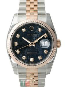 Copy Watches ROLEX DATEJUST 116231G [070e]
