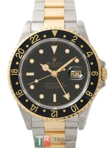 Copy Watches ROLEX GMT-MASTER?? 16713 [7952]