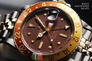 Copy Watches ROLEX GMT-MASTER?? 1675B [f0ae]
