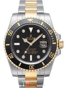 Copy Watches ROLEX SUBMARINERDATE 116613GLN [1f41]