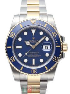 Copy Watches ROLEX SUBMARINERDATE 116613LB [7040]