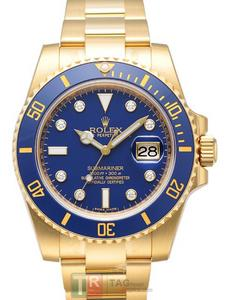 Copy Watches ROLEX SUBMARINERDATE 116618GLB [a9b3]