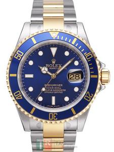 Copy Watches ROLEX SUBMARINERDATE 16613A [2f17]