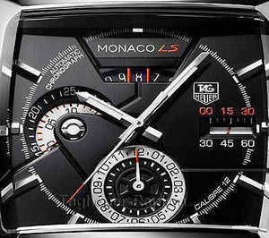 Copy Watches TAG HEUER Monaco LS Chronograph Calibre 12 sil AUTOMATIC [fe24]