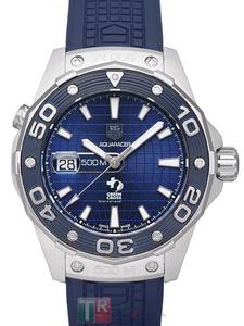 Copy Watches TAG Heuer Aquaracer Automatic Calibre 5 Leonardo ? Dicaprio Limi [3888]