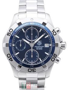 Copy Watches TAG Heuer Aquaracer CHRONOGRAPH CAF2112.BA0809 [3bfc]