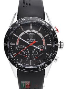 Copiar los relojes TAG Heuer Carrera Calibre S Laptimer retrógrada CV7A10.FT6012 [26e6]