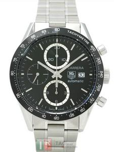 Copy Watches TAG Heuer Carrera TACHYMETRE CHRONOGRAPH ELEGANCE CV2017.BA0786 [e47a]