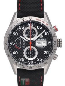 Copy Watches TAG Heuer Carrera Tachymetre Chronograph Day Date CV2A80.FC6256 [c43b]