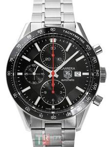 Copy Watches TAG Heuer Carrera Tachymetre Chronograph Day Date CV2A12.BA0796 [0d79]