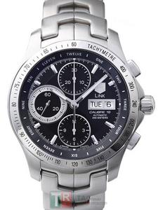 Copy Watches TAG Heuer Link CHRONOGRAPH DAY-DATE CJF211A.BA0594 [41cc]