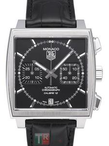 Copy Watches TAG Heuer Monaco Chronograph Calibre12 CAW2110.FC6177 [980f]