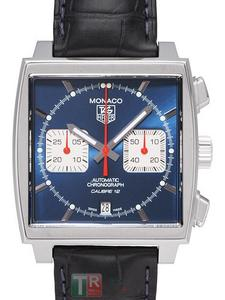 Copy Watches TAG Heuer Monaco Chronograph Calibre12 CAW2111.FC6183 [2aae]