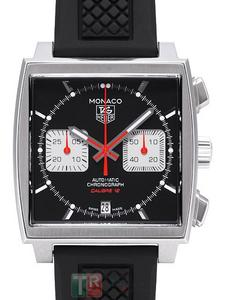 Copy Watches TAG Heuer Monaco Chronograph Calibre12 CAW2114.FT6021 [3fc6]