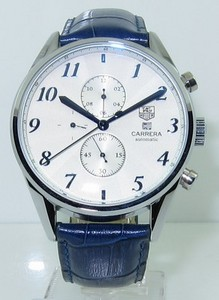Copy Watches Tag Heuer Carrera Heritage Calibre 16 Automatic Chrongraph Watch [e1e3]