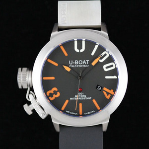 Copy Watches U-Boat U 1001 Limited Edition white gold Watch [f0ff]